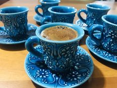 Turkish Coffee Cups, Coffee Cup Set, Ceramic Coffee Cups, Star Coffee, Perfect Image, Perfect Photo, Easter Gift Baskets, Snack Bowls, Coffee Drinkers