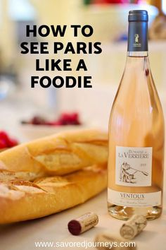 How to see Paris like a foodie. You'll find lots of great French food experiences in this Paris for foodies guide Paris Eats, Best Restaurants In Paris, Paris France Travel, Paris Food, Food Places, Unique Recipes, Desert Recipes, Creative Food, Foodie Travel
