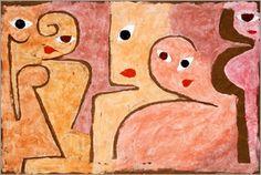Paul Klee - offene Augen