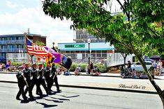 https://flic.kr/p/WbsYT1 | Maryland fireman's parade / Ocean City, MD | www.facebook.com/pg/AlteredArtbyAB/photos/?tab=albums
