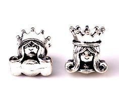 10PCS/LOT big hole alloy princess Princess Crown DIY brac... http://www.amazon.com/dp/B01EYCDHSG/ref=cm_sw_r_pi_dp_7SQmxb1A7WCHJ
