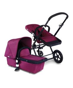 Take a look at this Deep Purple Cameleon+ Complete Stroller by Bugaboo on #zulily today! $678.99, regular 979.00