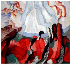 Frantisek Kupka, Creation. 1911-1920.