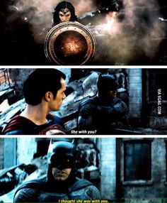Batman v Superman Trailer 3 came out and it was amazing!