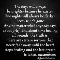 Missing my son every day. That's the truth time doesn't heal this grief, this sorrow will never fade. Not till my heart stops beating, an if I am gloriously blessed I will join you in heaven my son, CLIFFTON. OMG SO TREMENDOUSLY MISSED CLIFFTON! Rip Daddy, Miss You Daddy, I Miss You, Love You, Just For You, My Love, Now Quotes, Life Quotes, Missing Quotes