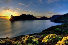 Chapman's Peak is one of the most magnificent marine passes in South Africa.