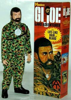 GI Joe action figure - I had tons of GI Joe shit! Gi Joe, Retro Toys, Vintage Toys, Childhood Toys, Childhood Memories, Military Action Figures, Modern Toys, Dolls For Sale, Barbie Friends