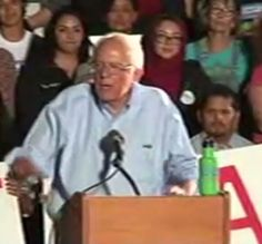 "Bernie Sanders Rocks The Southwest By Drawing 13,000 To Rally In Tucson, AZ  BERNIE SANDERS LEADS HILLARY IN NEW NATIONWIDE POLL with First Debate in 6 Days http://www.ijreview.com/2015/10/438678-exclusive-bernie-sanders-leads-hillary-clinton-among-democrats-watching-next-weeks-debate/   BECOME AN INTERNET ORGANIZING POWERHOUSE FOR BERNIE ... HERE'S HOW: ""How YOU Can Get Bernie Sanders Elected"" https://www.facebook.com/How-You-Can-Get-Bernie-Sanders-Elected-592770440862322/timeline/"