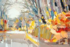 Artist Joseph Cote (Josef Kote, born in 1964, Albania) became interested in art since childhood drawing. Graduated from the Academy of Fine Arts, currently reside in America.   His unique style of painting and sunny, bright scenes pictures fueled by beautiful views of his native coastal town. | creation-painting.ru