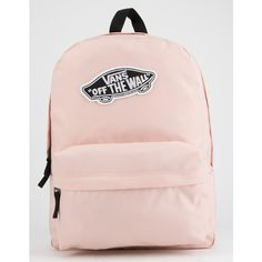 959a124228b16 Vans Realm Backpack (25 JOD) ❤ liked on Polyvore featuring bags, backpacks,