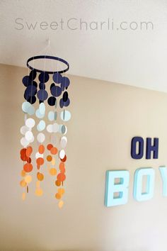 Oh Boy! - 30 Home Decor Projects Made with the Cricut Explore Air