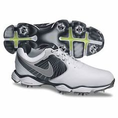 huge selection of aab9c d81fd Nike Golf Lunar II Control Golf Shoes 2013
