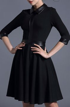 DiNIJIA - Carol Dress in Black, with so many black dresses this awesome it is hard to choose just one, isn't it