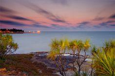 Nightcliff after Sunset, Darwin, Australia