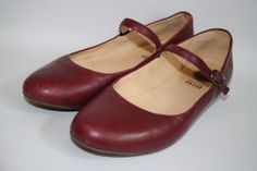 Genuine Fashion Designer Clarks Active Air Summer Womens Shoes Flats Size 7 Red