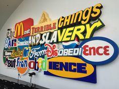 School of Disobedience: uma exposição de Jani Leinonen Wall E, Contemporary Art, Arts And Crafts, Notes, Studio, School, Free, Overhead Press, Report Cards