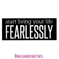 """Be bold, be fearless, be YOU!! Happy Friday, my #fitandbusy friends! Xoxo, Malea "" Photo taken by @maleaandersonfitness on Instagram, pinned via the InstaPin iOS App! http://www.instapinapp.com (09/05/2014)"