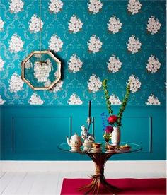 Dauphin: Teal by Graham