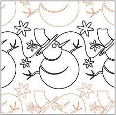 Urban Elementz: Snowmen & Snowflakes