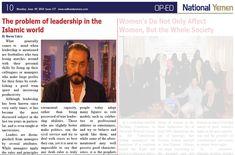 İslam dünyasında liderlik sorunu
