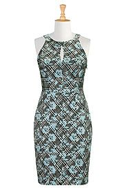 Shop Clearance Sale clothing, retro, ladylike clothes for American women, plus size clothing, perfect for Fall and Winter. Dresses, tops and blouses, skirts, jackets available in all shapes and sizes - Big sizes, large and tall, plus sizes, full figured, petites, missy. | eShakti.com