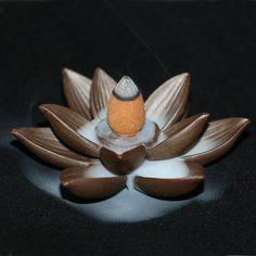 Lotus Dual Incense Burner