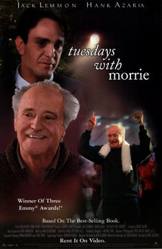 tuesdays with morrie <3