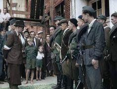 Polish Resistance, Warsaw Uprising 1944