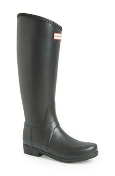 Hunter+'Sandhurst'+Tall+Rain+Boot: just got mine, and believe I love them more than the original rain boot I had so many years back.