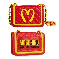 Moschino 'Fast Food' Quilted Leather Shoulder Bag - See more at: http://handbagdujour.com/2014/07/bags-for-foodies-by-anya-hindmarch-moschino-chanel/#sthash.Utbnmlrw.dpuf