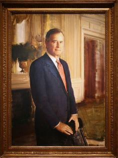 A century of presidential images from the National Portrait Gallery, from Woodrow Wilson up to Barack Obama, as captured by Kehinde Wiley. Presidents Wives, American Presidents, American History, Presidential Portraits, Presidential History, Bush Family, Kehinde Wiley, Juan Pablo Ii, Historia Universal