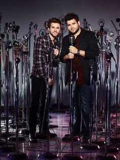 Go Swon Brothers!!! I voted for you over a hundred times!!! #TeamBlake #TheVoice.