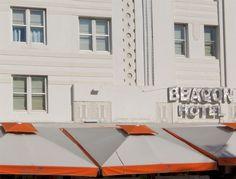 Miami Beach: Beacon Hotel on Ocean Drive, South Beach (Miami Beach, Florida) Hotels in Ocean Drive!