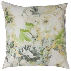 Sanjita Cotton Throw Pillow