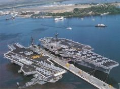 USS Midway (CV-41) & USS Independence