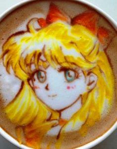 .·:*¨¨*:·. Coffee ♥ Art.·:*¨¨*:·. Latte art