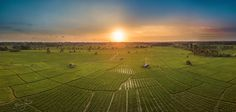 Rice Field Pano For the full image head to my blog > http://www.brucelevick.com/rice-field-pano/ Flying over the rice fields of Bengkulu with the Mavic Pro in portrait mode shooting the setting sun. Completely Edited and stitched using the iPad Pro and Lightroom and Affinity apps.  #Adventure, #Aerial, #Beautifulworld, #Bengkulu, #Dji, #DjiMavicPro, #Drone, #Exploreasia, #Exploreindonesia, #Flickr, #HDR, #Indonesia, #Landscape, #Landscapes, #Mavic, #Mysumatra, #Pano, #Pano