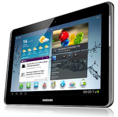 Samsung Galaxy Tab 2 10.1... not a ultimate dent in universe