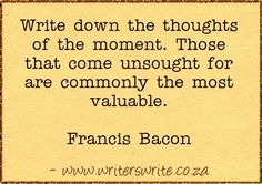 francis bacon s style of essay writing