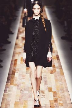 {runway inspiration : valentino autumn-winter 2013/14}
