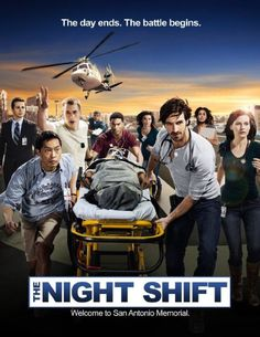 The Night shift - A group of Army doctors return to work on the night shift at a hospital in San Antonio.