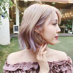 @ponycollection pony mañana Park Hye Min