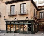 Zaragoza. Comercio tradicional. Montal
