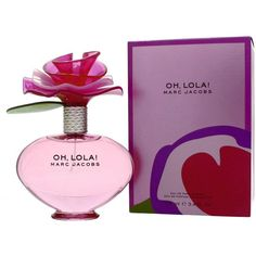 Marc Jacobs Oh! Lola 100Ml Edp (10890 RSD) ❤ liked on Polyvore featuring beauty products, fragrance, marc jacobs perfume, edp perfume, flower fragrance, blossom perfume and eau de perfume