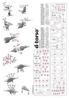 CRAFT :: dinosaur :: Stegosaurus211 :: Stegosaurus211_black