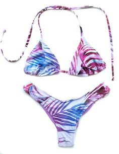 Antigua Kai Cross Back Bikini Top Bikini Bottoms, Bikini Tops, Free Spirited Woman, Cheeky Bikini, California Dreamin', Lavender Color, Designer Swimwear, Bikini Fashion, Antigua