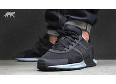 Nike Air Pegasus 83/30 (Black / Black - Black - Wolf Grey) - NEW - Sneaker | asphaltgold