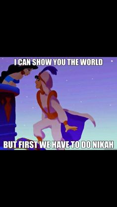 aladdin and women in islam This past saturday, disney announced their two leads to their live action version of the 1992 aladdin had been cast at the d23 convention a white man and a white woman has stolen the show and role from a middle eastern man and woman, yet again taking away positive representation from them.