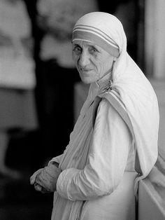 """""""If you judge people, you have no time to love them."""" - Mother Teresa"""