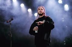 "American hip-hop artist and guitarist Post Malone premiered a new song ""Deja Vu""…"